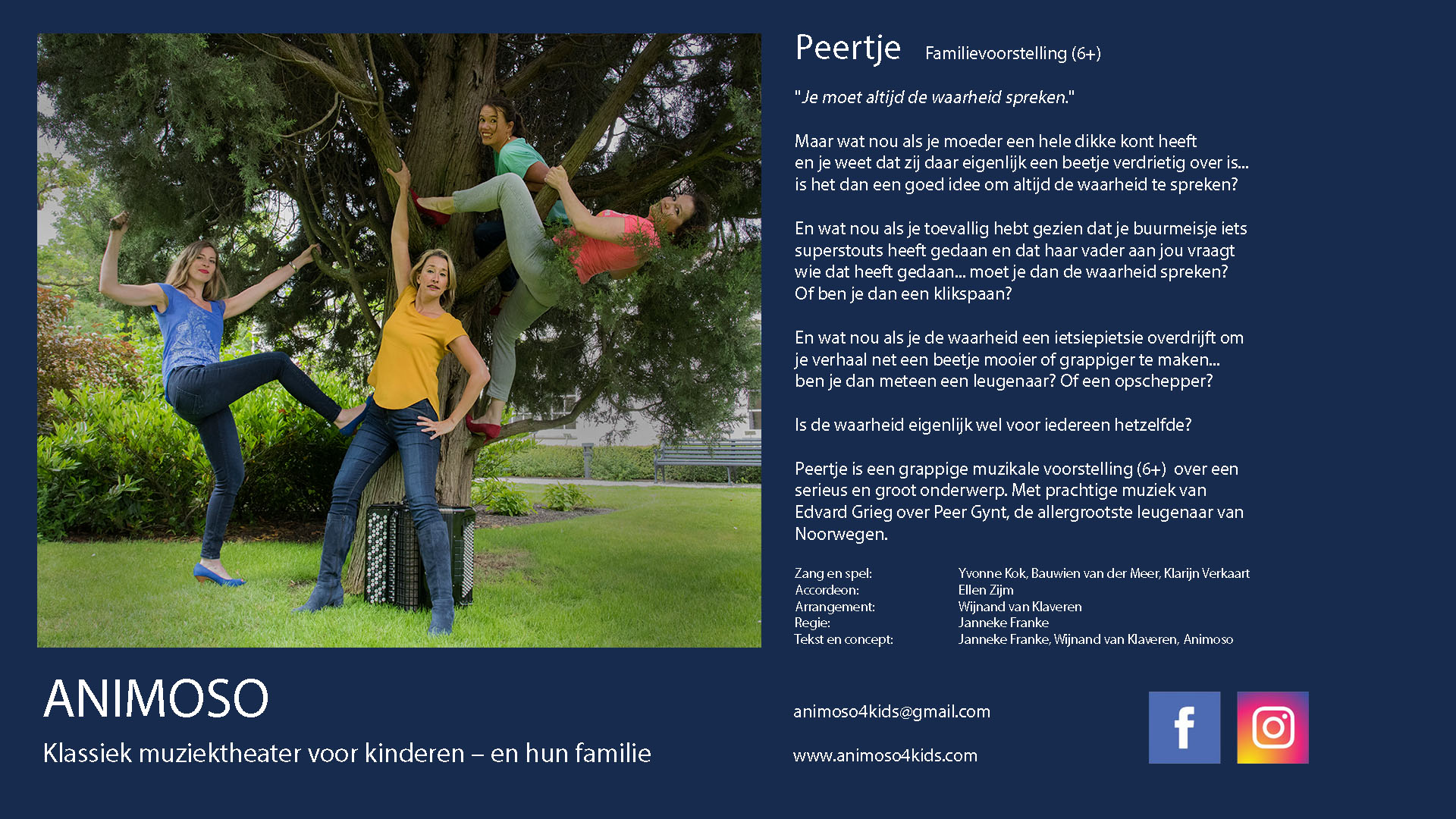 Peertje (6+) - Try out
